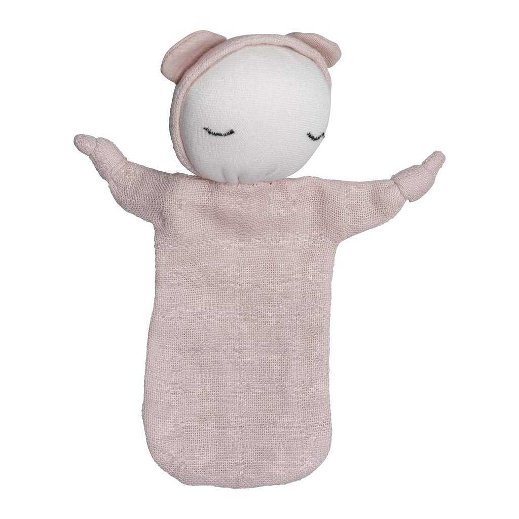 Fabelab - Cuddle Doll - Mauve